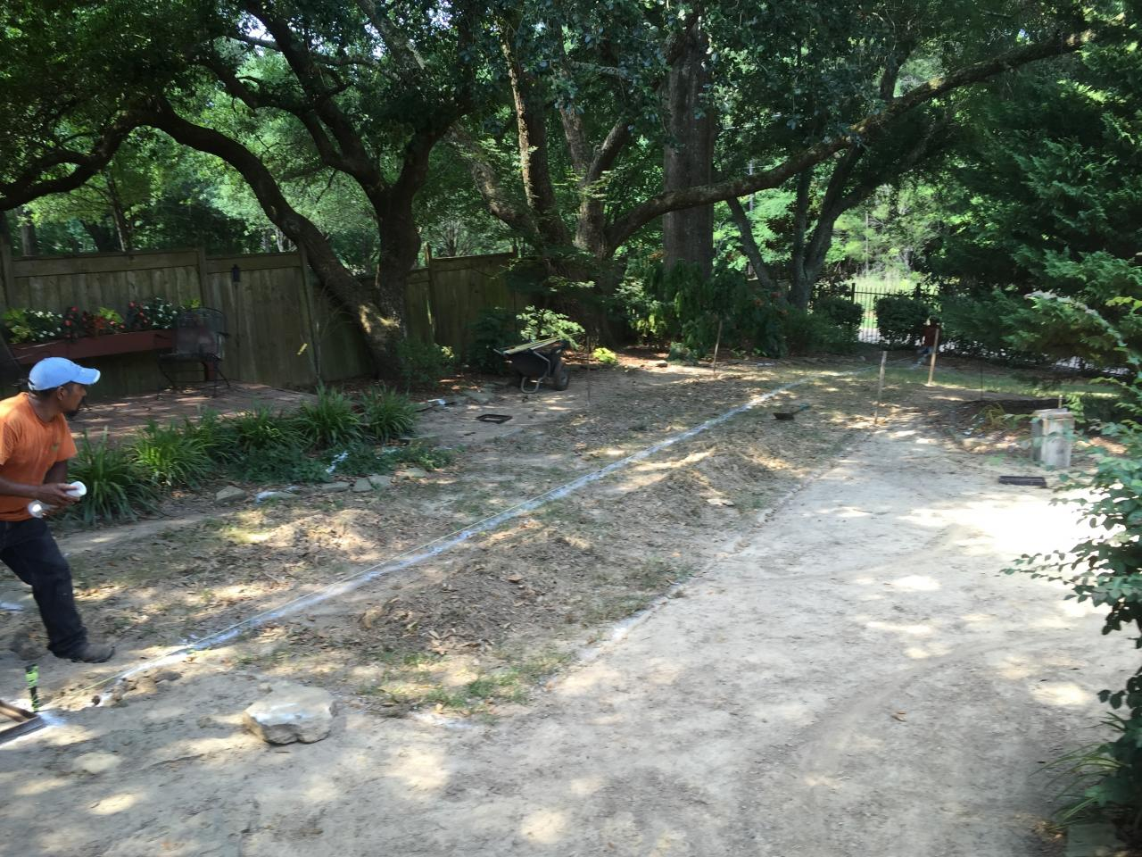 madison landscape company llc before and after